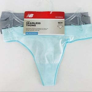 New Balance Wicking Exercise Yoga Thong Underwear